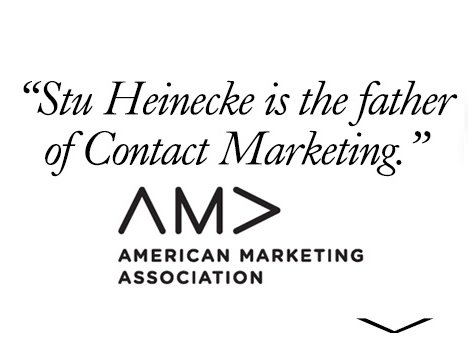 Stu Heinecke is the father of Content Marketing